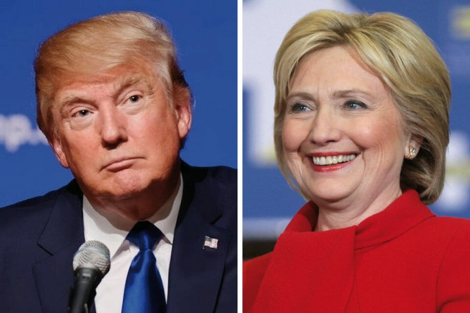 """Hillary speculates about """"Rematch"""" with Trump, says """"I can beat him again"""""""