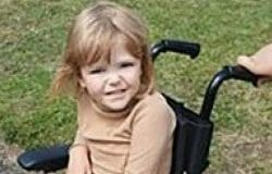 Girl (4) in wheelchair told she should have been 'aborted', 'drain on society'