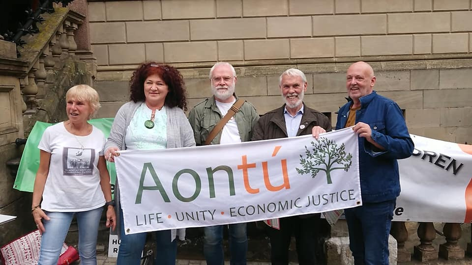 Aontú will run 7 candidates to contest north's December election