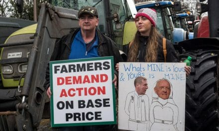 Photos from the Farmers Protest