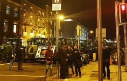 Call for thousands of tractors in Dublin: farmers' protest escalates