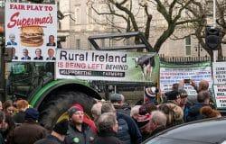"""Farmers protest exposes the delays and empty rhetoric around rural commitments,"" Mattie McGrath"