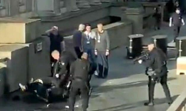 WATCH: Terror on London Bridge as two killed, stabber eventually shot dead