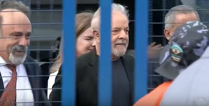 Freed by Supreme Court, Lula calls for insurrection against Bolsonaro