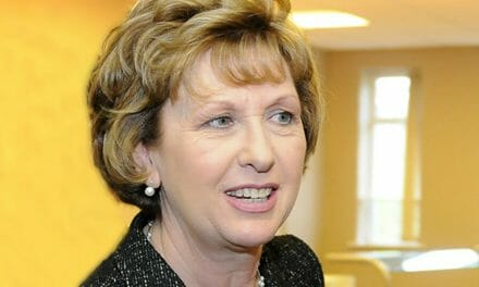 Mary McAleese raises the notion of a new plantation of Ireland