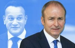 Micheál Martin makes radical pledge on climate change