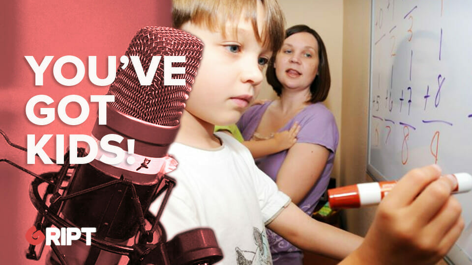 You've got Kids 11 - Is homeschooling right for your kids?