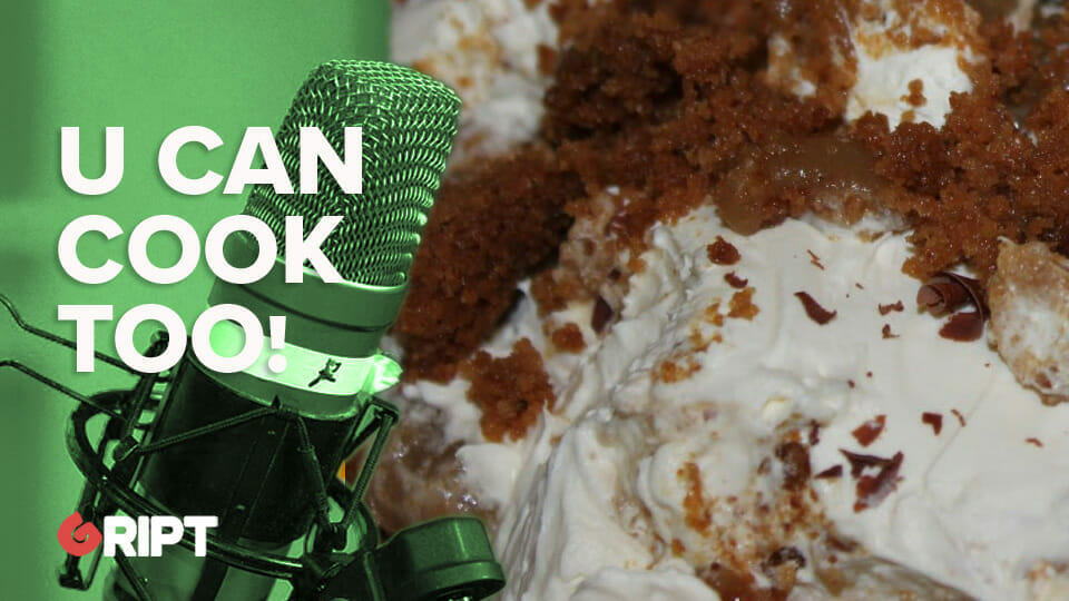 You Can Cook Too 13 - Most delicious desert you'll ever have - Banoffee Mess