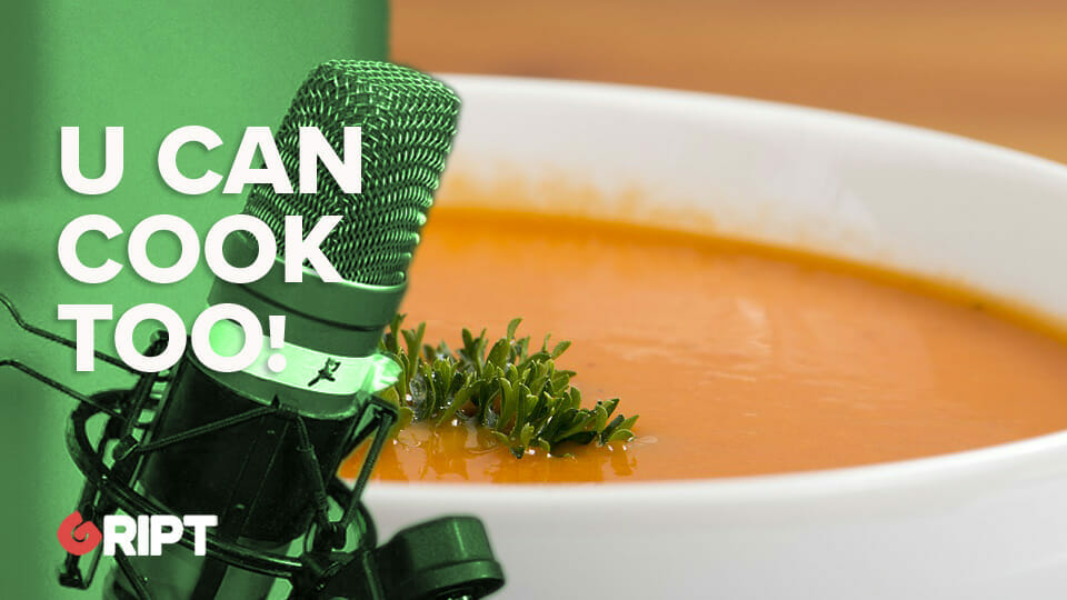 You Can Cook Too 11 – Curried Carrot Soup