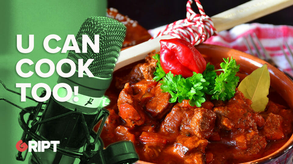 You Can Cook Too 15 – Beef Goulash
