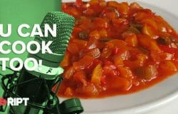 You Can Cook Too 14 - Peperonata