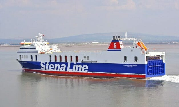 BREAKING: 16 people discovered alive in truck on ferry bound for Rosslare