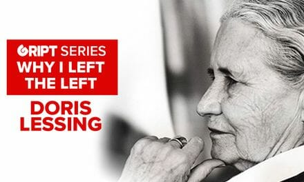 A lasting Lessing: The communist who came to see the harm in her creed