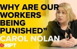 """Why are our workers being punished?"" Carol Nolan TD hits out at discriminatory government policy"
