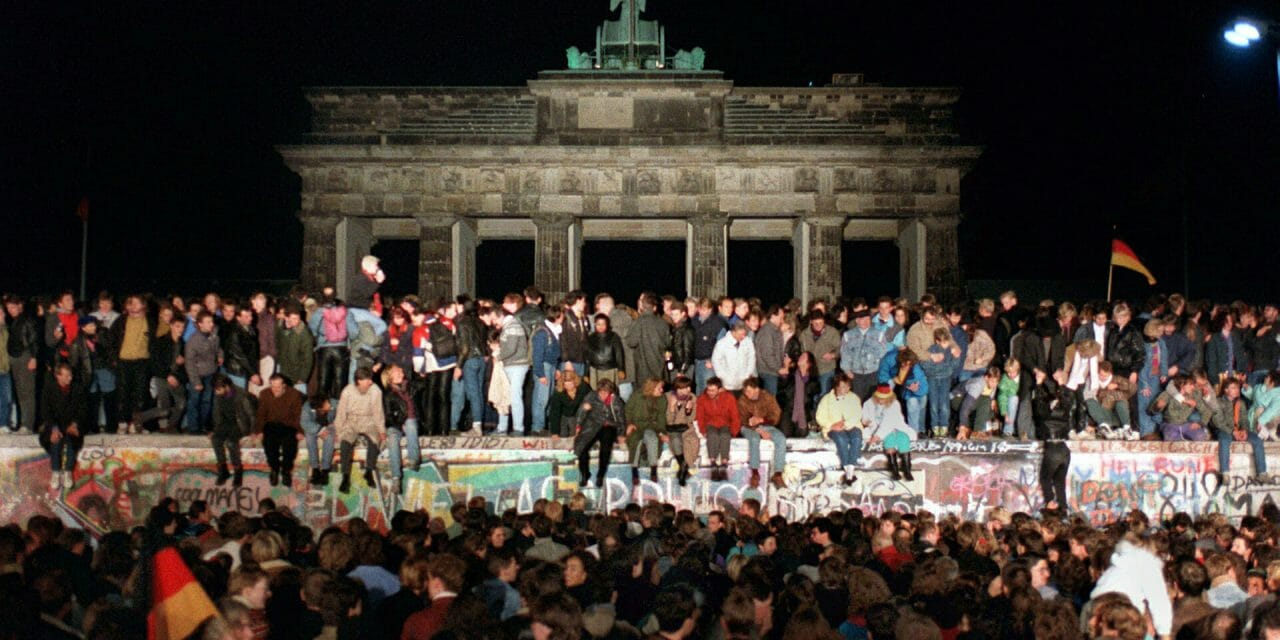 McCarthy: 30 years after the Berlin Wall, the wounds of communism linger