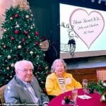 Pictures: World's oldest married couple celebrate 80th wedding anniversary