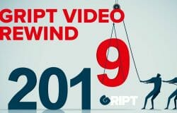 Gript's News & Comment video reporting began 12 months ago and reach has surpassed expectations