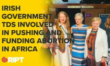 Irish politicians promoting abortion in Africa are accused of ideological colonisation