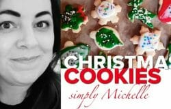 Make these gorgeous Christmas cookies with the kids!