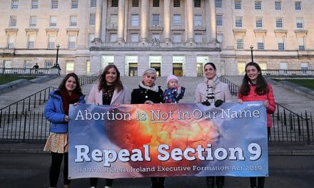 Catholic Bishops say no-one shouldco-operate with unjust abortion law in north.