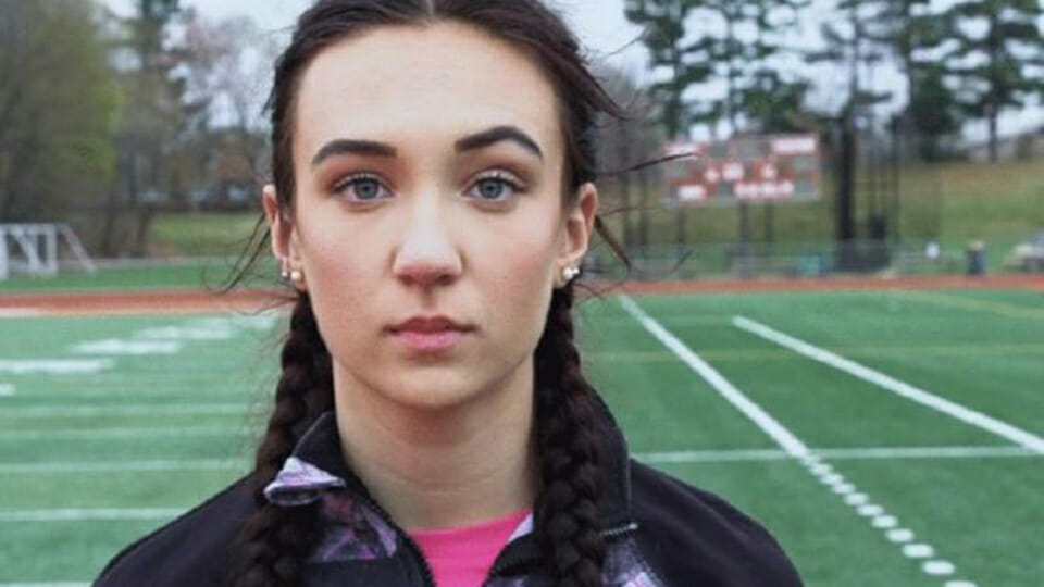 175,000 sign petitionfor schoolgirl athlete saying girls should not have to compete against biological males