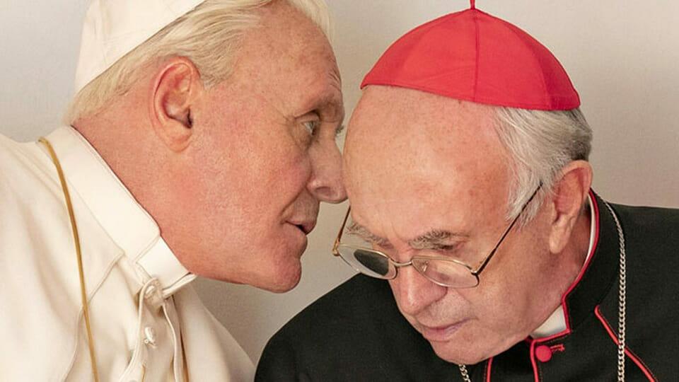 The Two Popes ile ilgili görsel sonucu