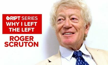 Roger Scruton, the battle of ideas, and why the left has only contempt for those it claims to wish to save