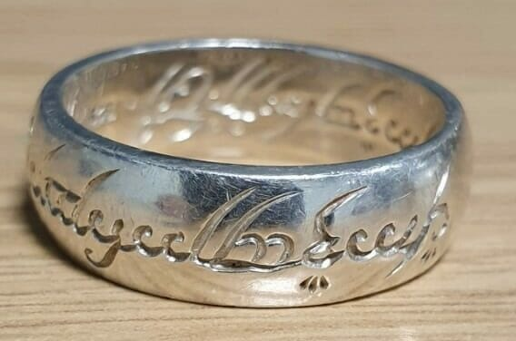 Police find the One ring. The response on social media is hilarious.