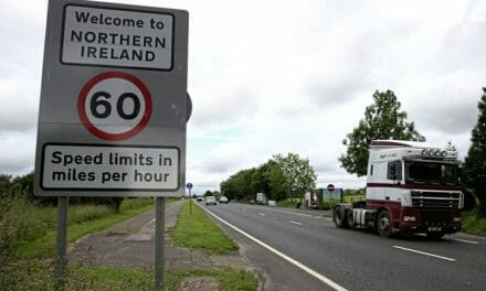 Westminster Bill Would Make United Ireland Vote Impossible