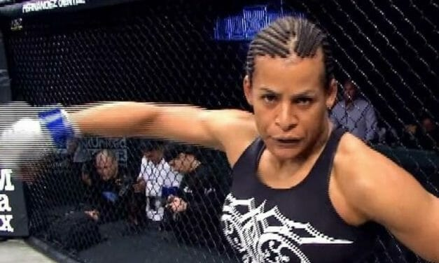 "Trans MMA fighter who broke female opponent's skull hailed as ""bravest athlete in history"""