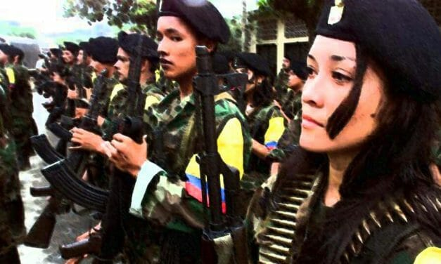 Invisible war: Colombia's forced abortions and a Marxist war on the West