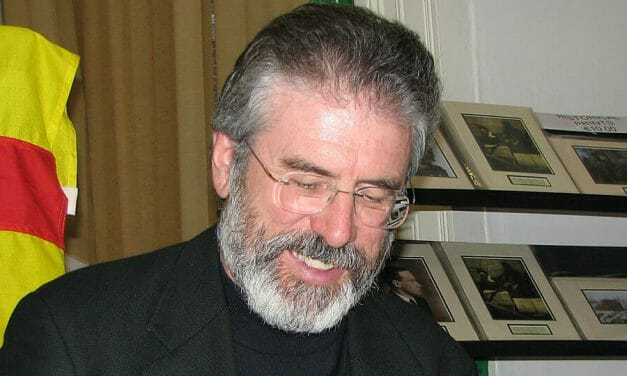 Gerry Adams and the embrace of power