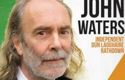 John Waters contesting election due to 'grave national crisis'