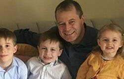 Andrew McGinley's heartbreaking words as he buries his children, Conor, Darragh and Carla