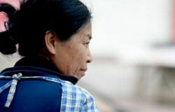 Why women from North Korea are being secretly baptised in China