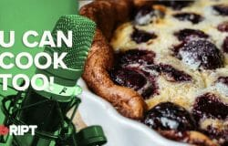 You Can Cook Too 19 - Clafoutis