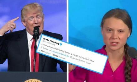 WATCH: Trump denounces 'Prophets of Doom' after Greta's Davos speech