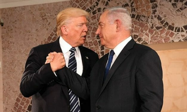 Trump unveils Middle East Peace Plan with path to Palestinian statehood