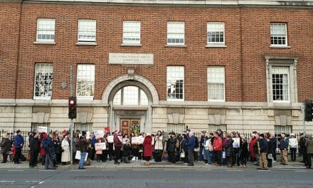 The ICCL 'investigated' protests at abortion centres. They came up with nothing.