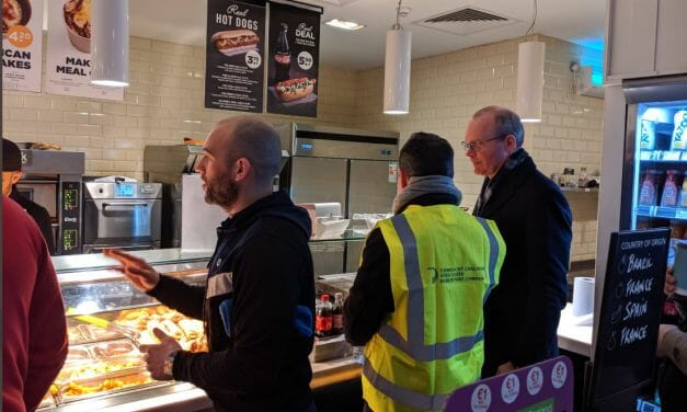 Fine Gael wakes media at 4am to cover Simon Coveney eating a breakfast roll