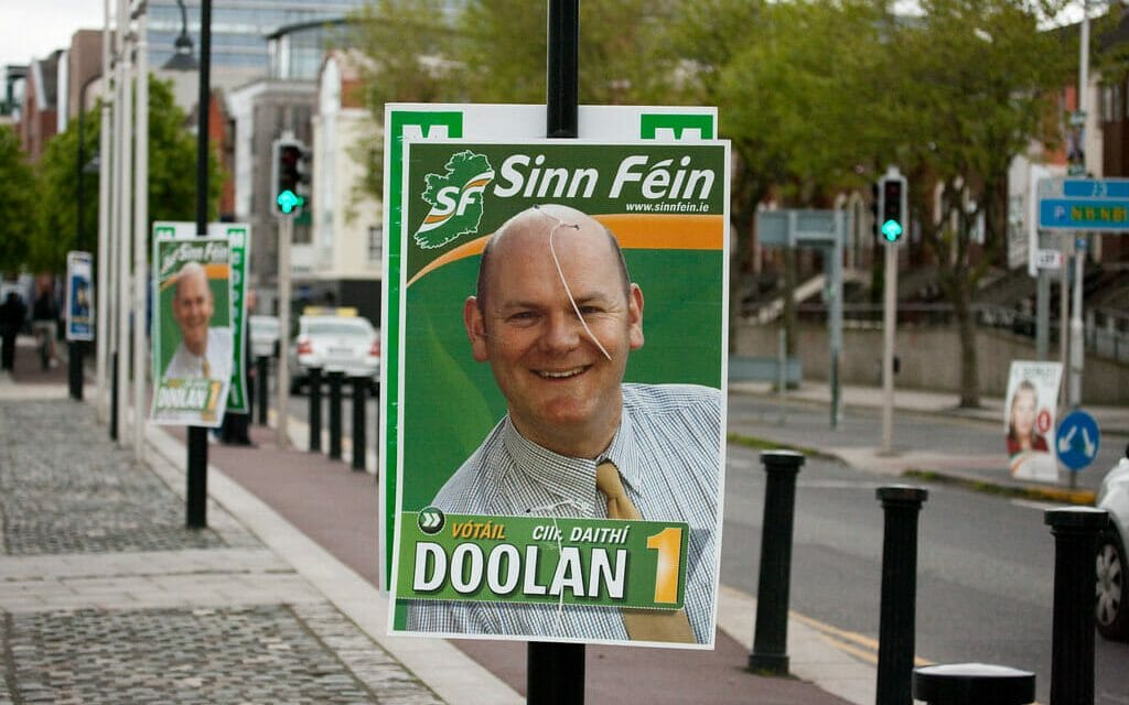Election posters: Stop complaining about them.