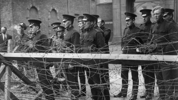 The RIC commemoration: A needless re-opening of old wounds