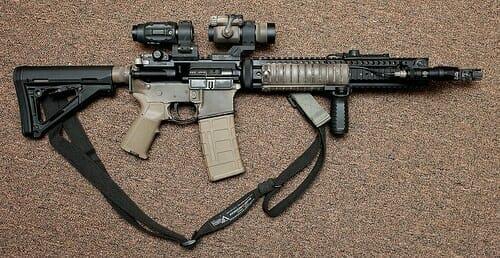 11-year-old girl brings loaded AR-15 rifle to gun legislation hearing