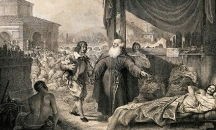 Count your blessings. If you catch coronavirus, you still missed out on bubonic plague