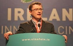 WATCH: 'Up the RA!' - Sinn Féin TD roars support for IRA after re-election