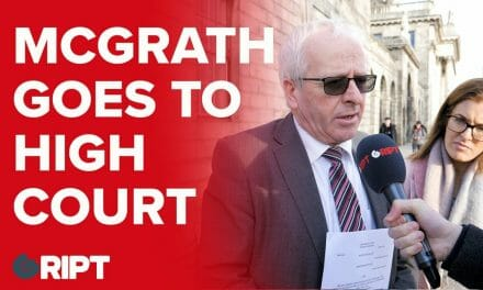 Mattie McGrath TD for Tipperary has sought clarification in the High Court to ensure the election can go ahead in Tipperary