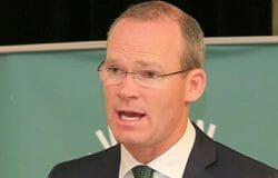 WATCH: 'Traitor!' - Simon Coveney & Fine Gael members confronted by nationalists in Cork