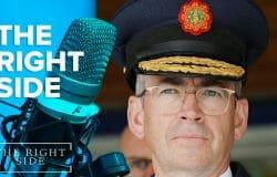 TRSI 59 - Drew Harris and Sinn Fein