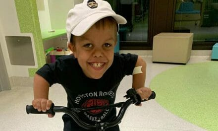 Outpouring of love for little boy bullied so badly he was suicidal