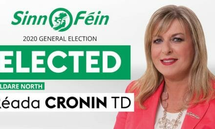 """SF TD tweets """"Loads of Irish judges could be paedophiles, our water is poison, and Hitler was a pawn of Jewish Banks"""""""